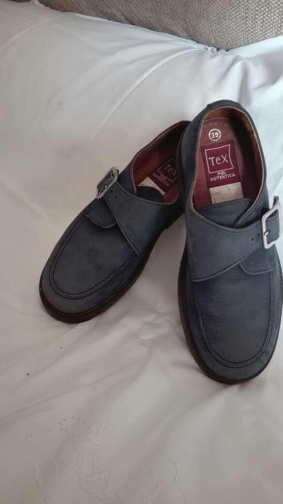 Imagen zapatos de piel