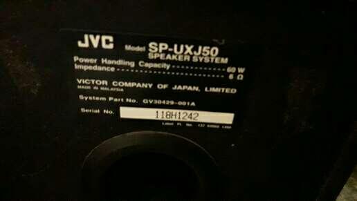 Imagen producto Minicadena JVC 4