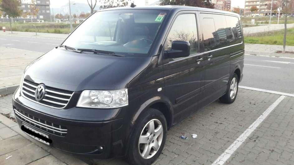 Imagen Furgoneta Volkswagen Multivan