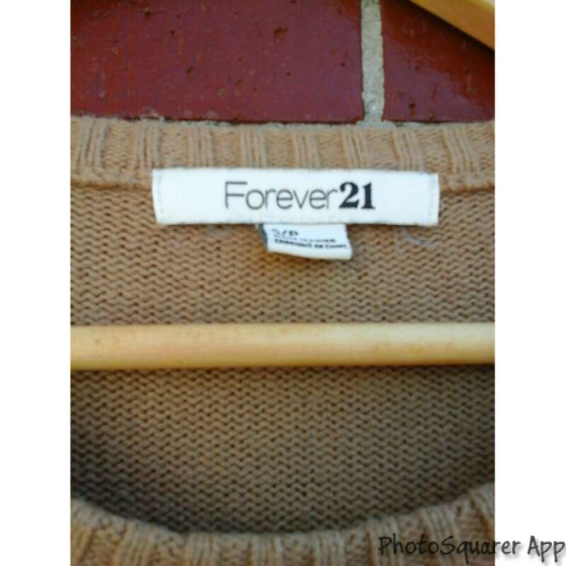 Imagen producto Jersey Forever21 2