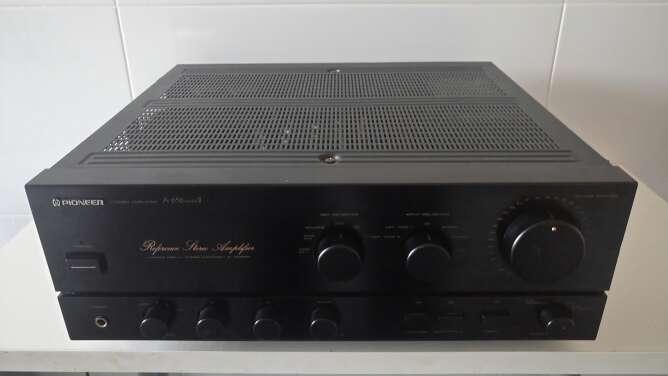 Imagen Amplificador Pioneer de Alta Gama