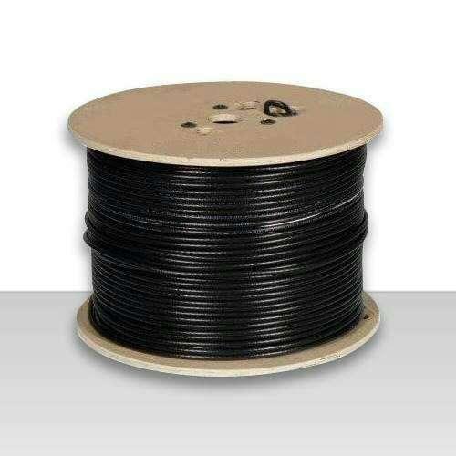 Imagen rollo cable coaxial tv y sat de 100m nuevo.