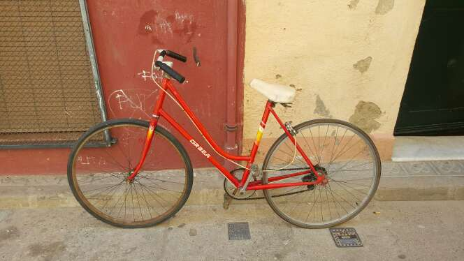 Imagen producto Bicicleta antigua  3