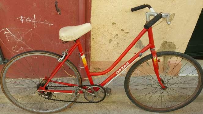 Imagen bicicleta antigua