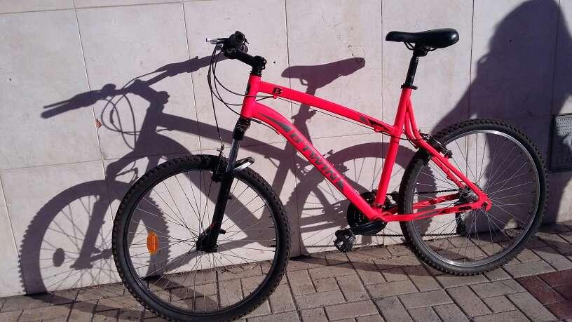 Imagen vendo bici por falta de uso