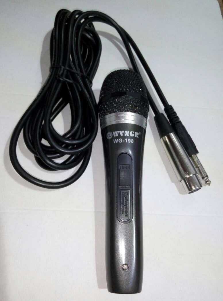 Imagen producto Pie micro MESA+pinza+microfono+cable nuevo. 2