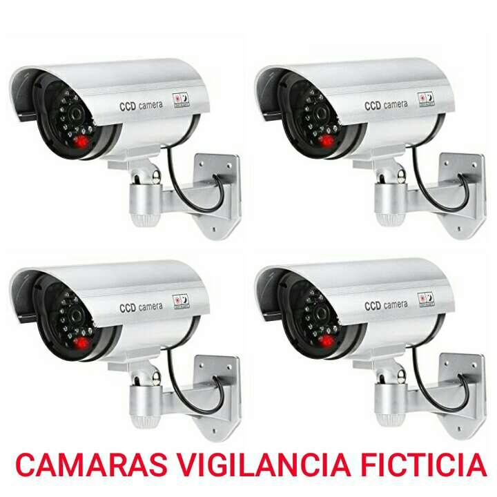 Imagen 4 camara vigilancia ficticia nuevas.