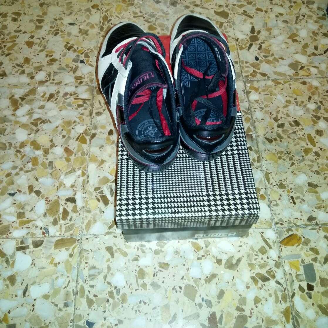 Imagen producto Zapatillas munich talla 40 4