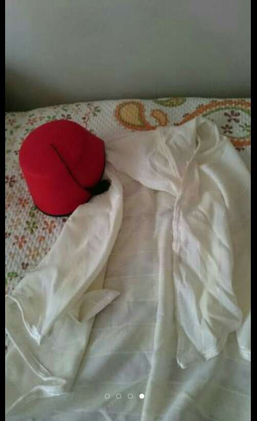 Imagen producto Disfraz marroquí  4