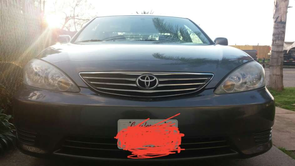 Imagen producto 2005 toyota camry  2