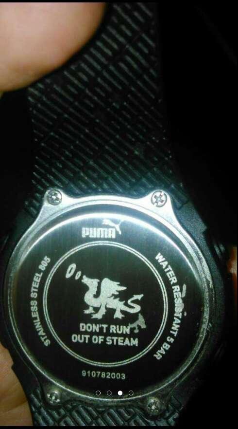 Imagen producto Reloj original de puma se entrega con su caja muy por debajo de su precio lo doy 2