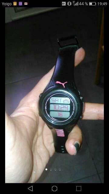 Imagen producto Reloj original de puma se entrega con su caja muy por debajo de su precio lo doy 4