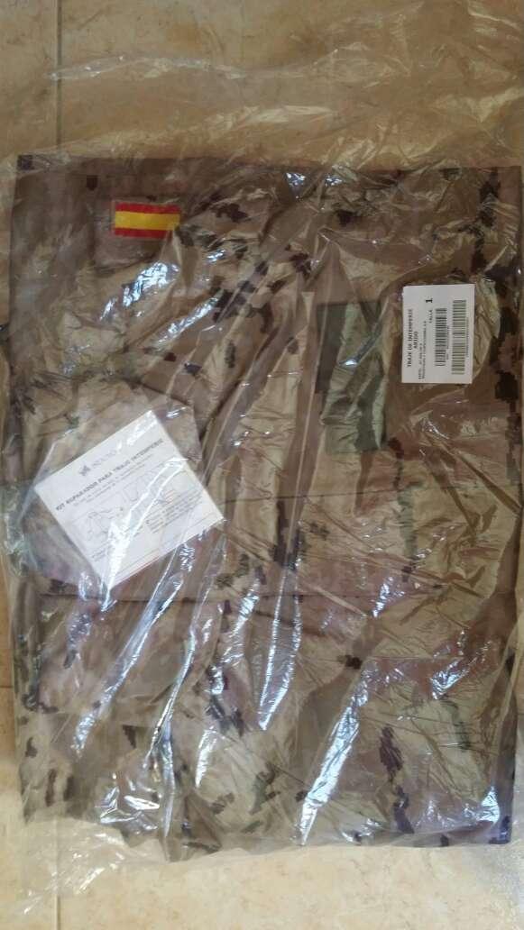 Imagen producto Ropa y acesorio militar 4