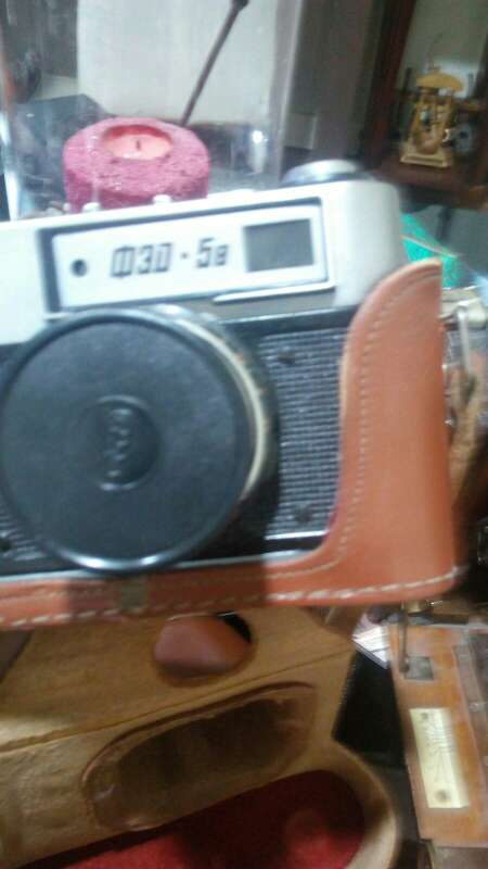Imagen cámara antigua