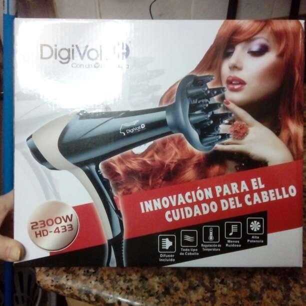 Imagen producto Secador del pelo d marca nuevo 2