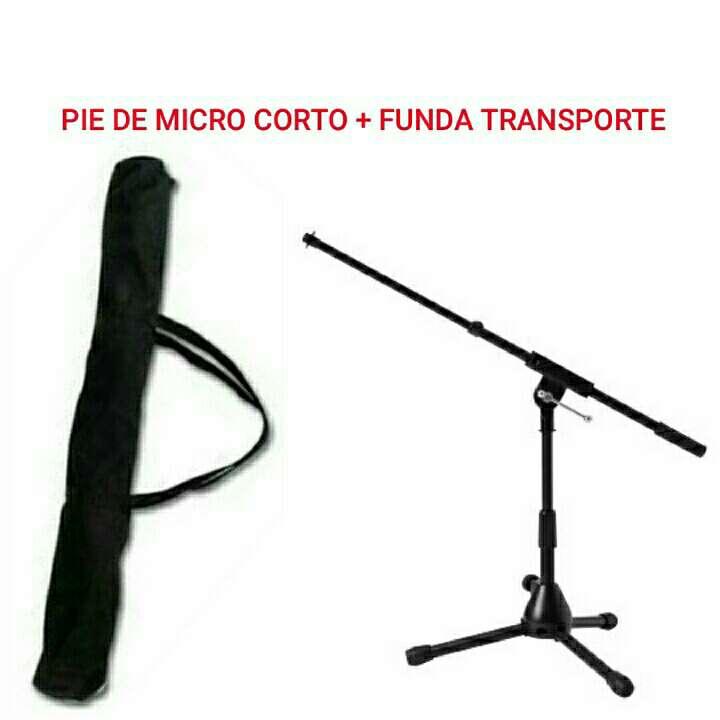 Imagen producto Pie micro corto instrumentos bajos nuevo. 1