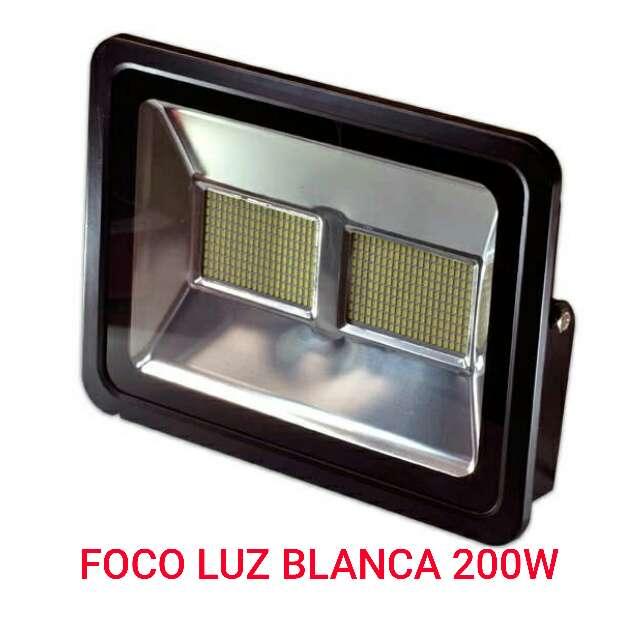 Imagen Foco Led SMD ip65 200w Luz Blanca nuevo.