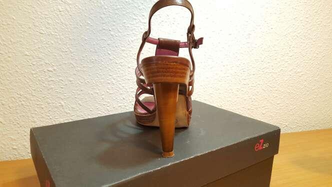 Imagen producto Sandalias tacón alto Ezzio  3