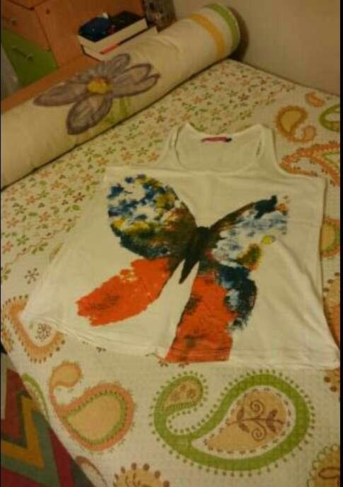 Imagen Camiseta mariposa