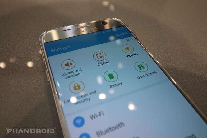 Imagen Samsung galaxy s7