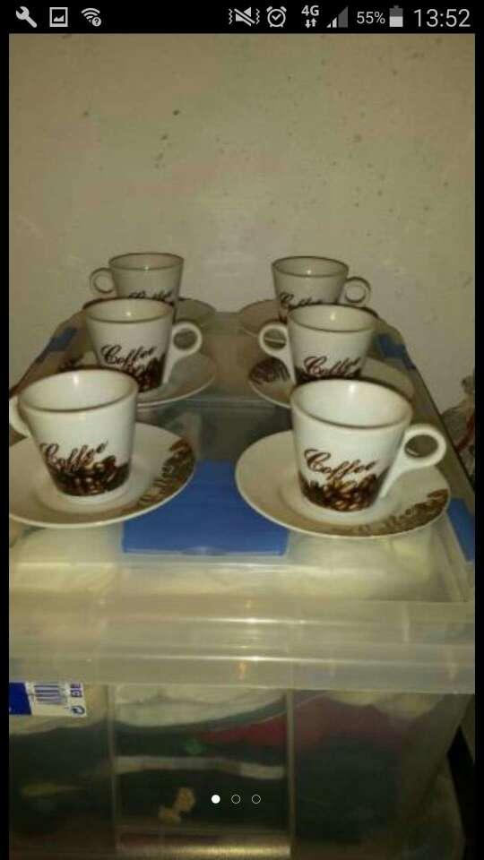 Imagen vendo juego de cafe