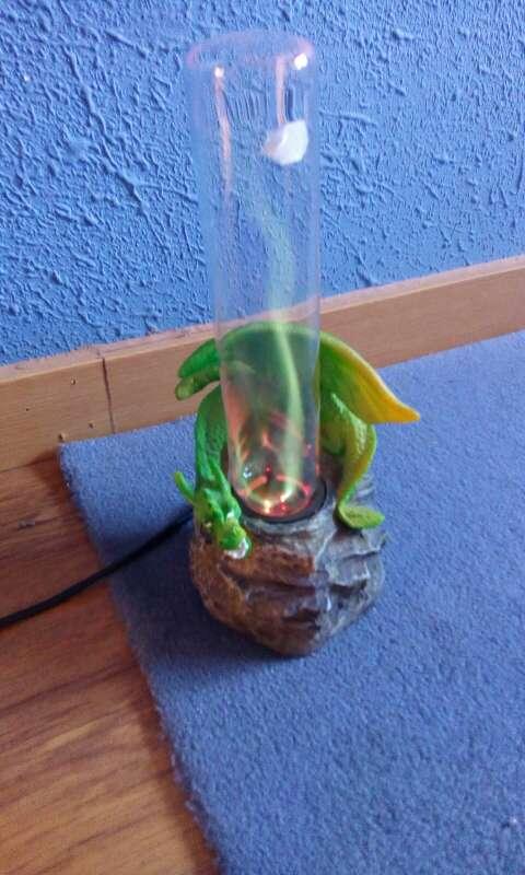 Imagen producto Lámpara dragón nueva 2