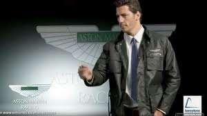 Imagen Cazadora Aston Martin Nueva