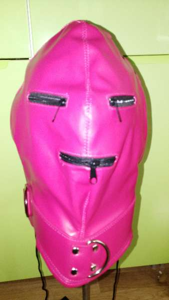 Imagen Máscara de Carnaval sumisión