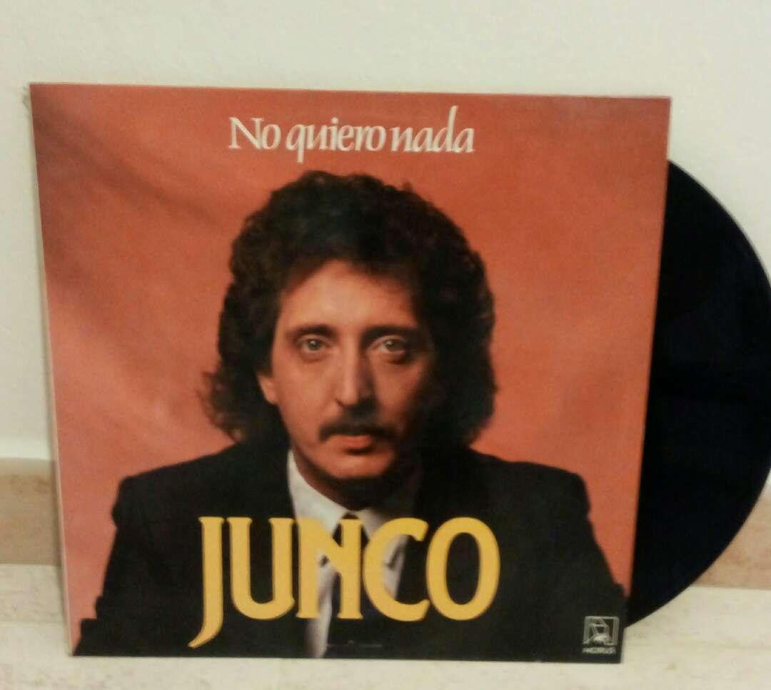 Imagen disco vinilo junco