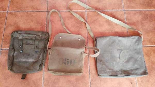 Imagen 3 Mochilas antiguas militares del ejército