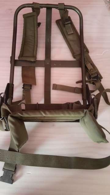 Imagen Mochila del ejército extra resistente