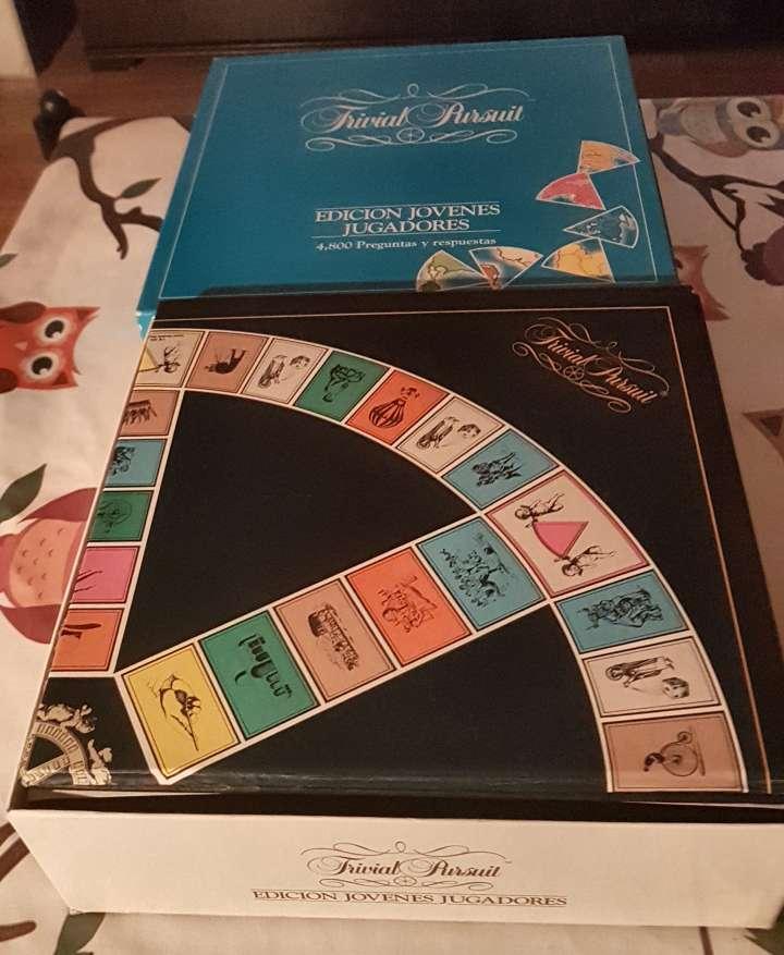 Imagen producto Juego mesa Trivial Pursuit edición jóvenes jugadores 2