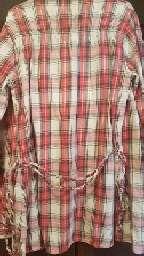 Imagen producto Camisa blusa marca Guru Talla L 42-44 3