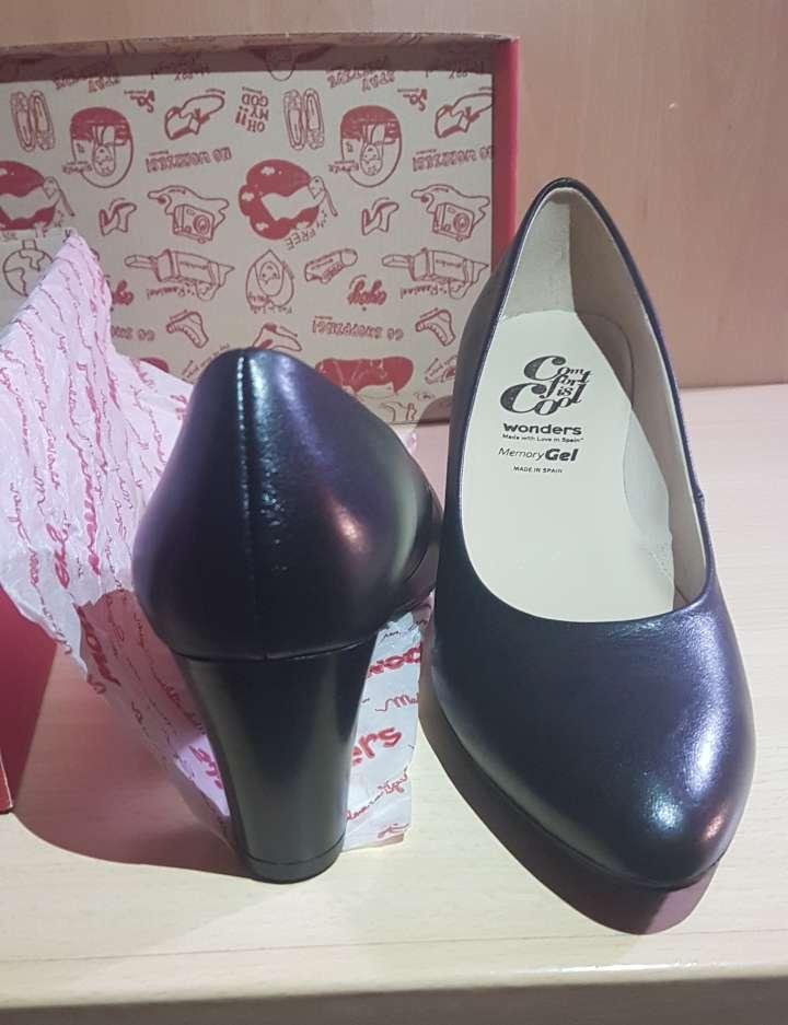 Imagen zapatos mujer nuevos marca Wonders Talla 39