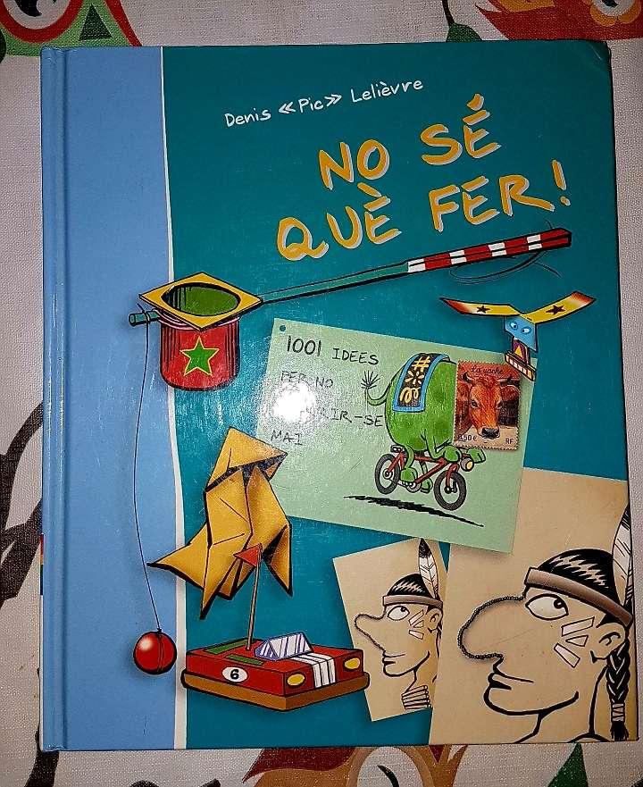 Imagen Libro infantil No se què fer