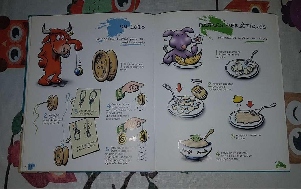 Imagen producto Libro infantil No se què fer 4