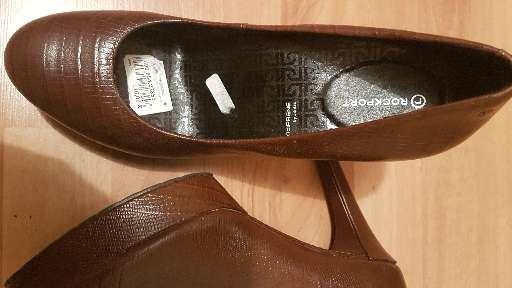 Imagen producto Zapatos plataforma altos marca talla 40 4