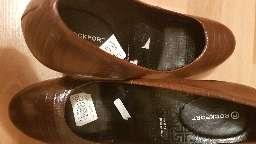 Imagen producto Zapatos plataforma altos marca talla 40 3