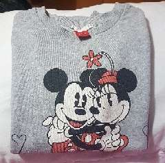 Imagen Sudadera chica Disney Talla L