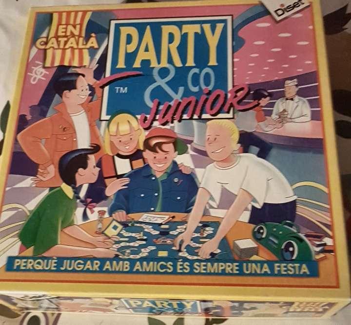 Imagen juego mesa Party&Co catalan