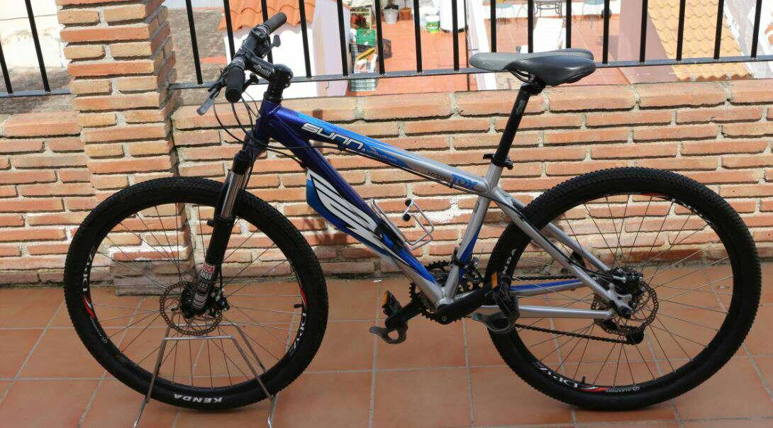 Imagen Bicicleta Sunn Hydro Tox