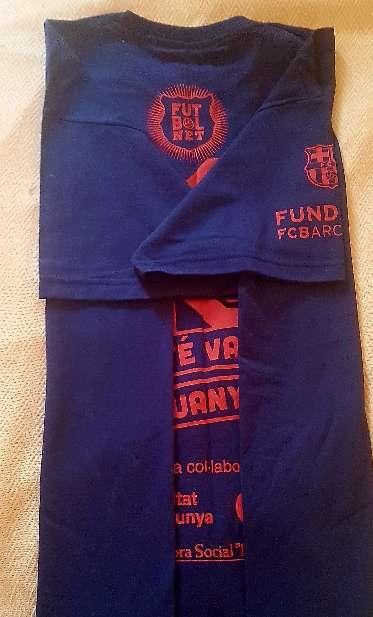 Imagen producto Camiseta Unisex Fútbol Net Talla M 40-42 3