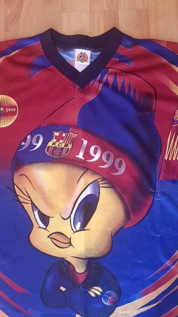 Imagen producto Camiseta Piolín Centenari FC Barcelona 4