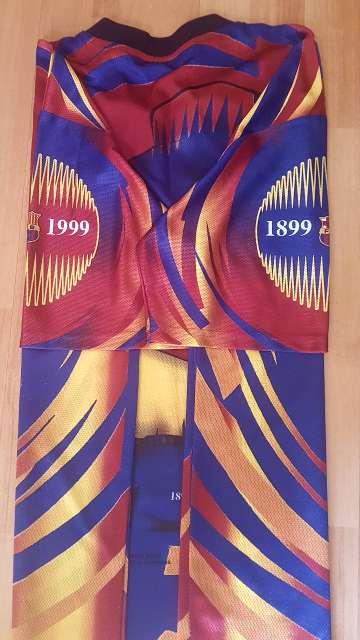 Imagen producto Camiseta Piolín Centenari FC Barcelona 2