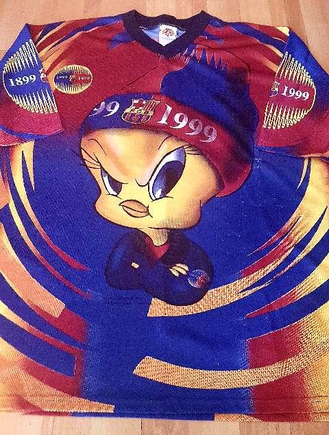 Imagen Camiseta Piolín Centenari FC Barcelona