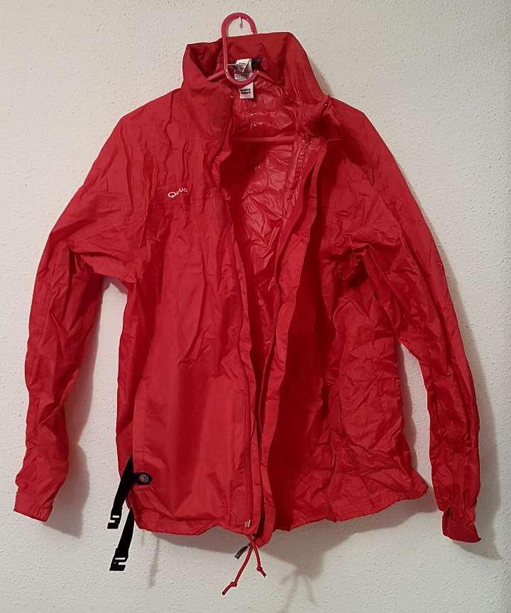 Imagen producto Riñonera mochila chaqueta chubasquero impermeable XL 4