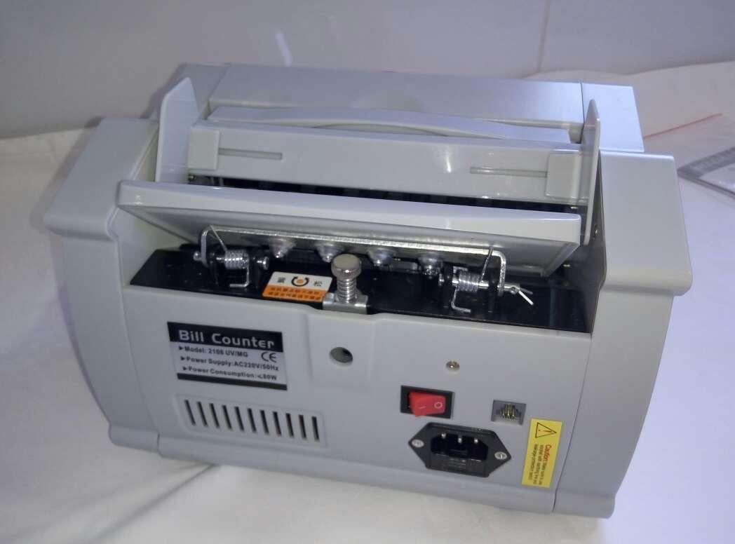 Imagen producto Maquina de contar billetes nueva. 4