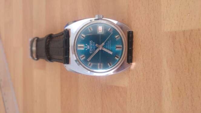 Imagen Reloj Vintage de cuerda