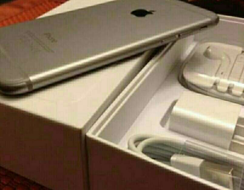 Imagen iPhone 6 libre