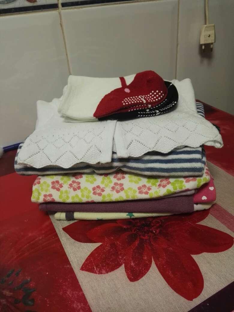 Imagen producto Se vende lote de bebe ropa interior algun pijama y calzado 2